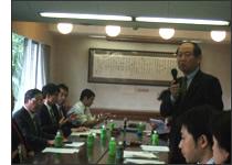 「八ッ場ダムを考える1都5県議会議員の会」結成総会