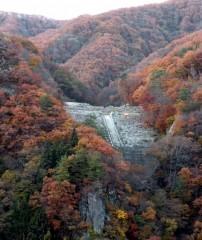 八ッ場沢の砂防ダム(2012年撮影)