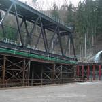 JRトンネル工事