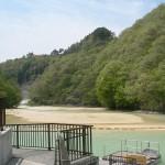 品木ダム(中之条町・旧六合村)