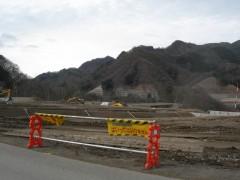 写真4 打越第三期分譲地(2010年12月撮影)