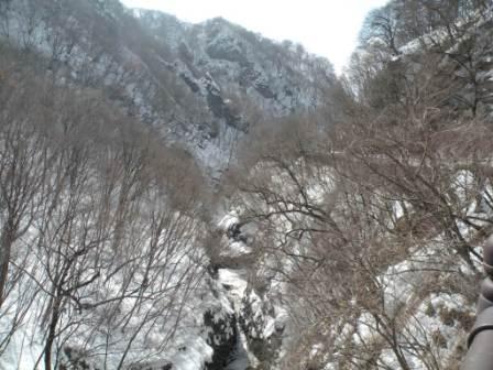 2雪の吾妻渓谷(縮小)