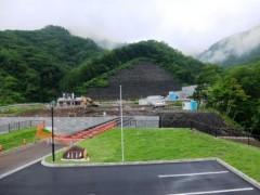 王湯会館から見た風景shuku