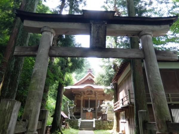 川原湯神社shuku