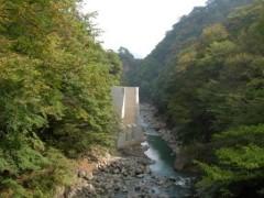 09年10月仮排水トンネルダムサイトshuku