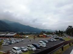 みちの駅「あがつま峡」オープンshuku