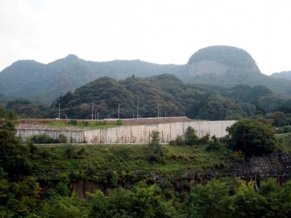 横壁代替地と丸岩shuku