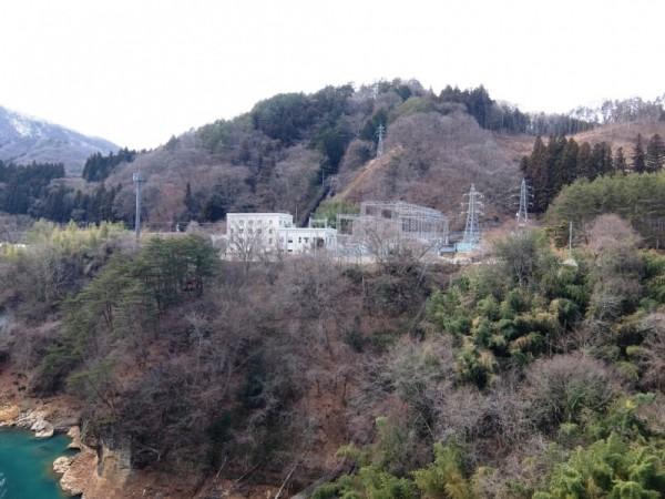 松谷発電所shuku