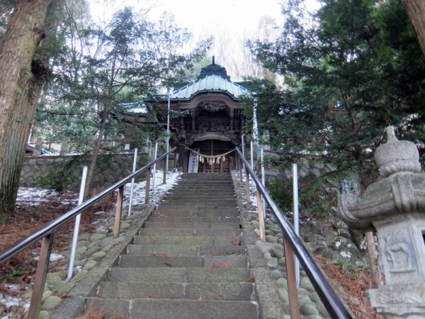 王城山神社