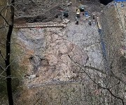 小蓬莱直下の岩盤 (2)