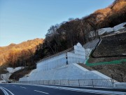 川原湯神社の新築