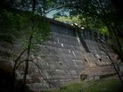 2011年5月14日鍛冶屋沢ダム