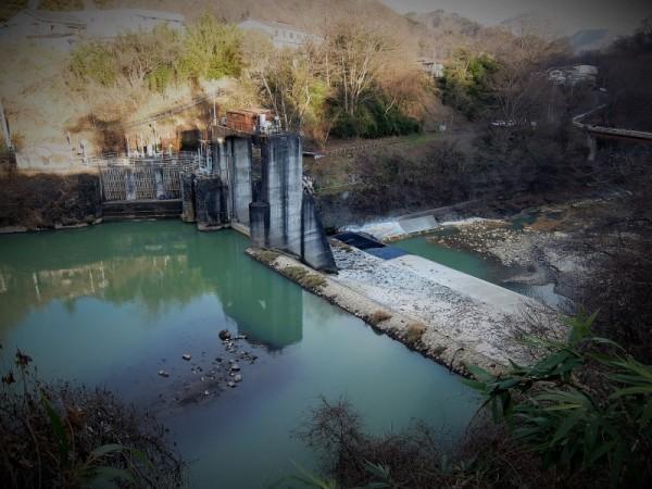 長野原取水堰