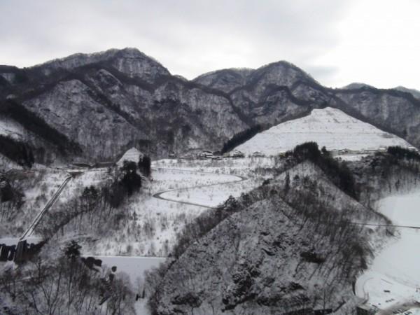 山と代替地