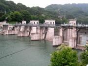 綾戸堰(群馬用水取水口)