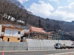 新しい神社