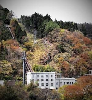 松谷発電所