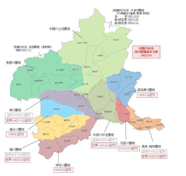 群馬県、利根川上流の河川整備計画案策定へ | 八ッ場(やんば)あしたの会